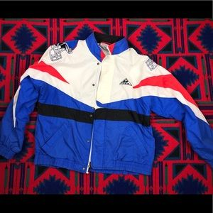 VINTAGE 1992 ProLiine/Apex NY Giants Jacket Large